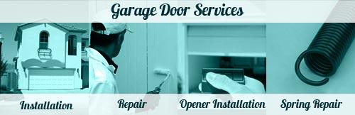 Lake Forest Garage Door Repair